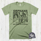 The Orphans The Warriors T-Shirt Vintage 80's Movie Shirt Mens Cool Graphic Tees image
