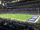 2 Indianapolis Colts vs Jacksonville Jaguars Tickets 11/17/19