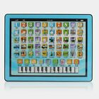 Kids Computer Tablet Touch Screen Learning Machine Early Educational Toy-T