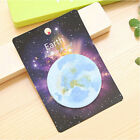 Stationery Cute Sticky Notes Memo 1PC Planets Creative Memo Pad Kawaii Notebook