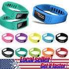 US Replacement Silicone Wrist Band Watch Strap Bracelet For Garmin Vivofit 1/2 x image
