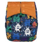 Baby Heavy Duty Diaper Cover, One Size (No Leg Gussets)