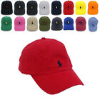 US Location Unisex Polo Caps Embroidered Baseball Cap Classic Adjustable Golf