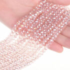 93pcs 4x6mm  Free Shipping Jewelry  Roundelle Crystal Beads  #X20