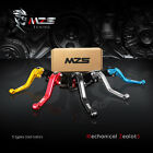 MZS Short Clutch Brake Levers for Triumph DAYTONA 955i SPEED TRIPLE 1997-2003 US