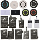 Qi Wireless Battery Charger Charging Pad for Samsung Galaxy S3 S4 S5 Note P FH
