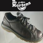 DR MARTENS Rohan brown leather oxford shoes ladies 10 Mens size 9