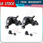 2PCS Steering Parts Front Lower Ball Joints For 1989-1992 Geo Prizm K9525 K9523