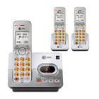 AT&T EL52303 Cordless Phone Answering System - choose 1, 2, or 3 handsets