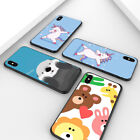 For i Phone X/XS/MAX/XR Case Cover Hard TPU Case Shockproof Cute Cartoon 2019