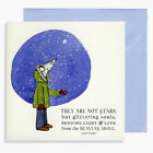 NEW Affirmations They Are Not Stars But Glittering Souls Card