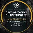Boosting Service: The Division 2 Sharpshooter Specialization Unlock