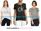 Women's Calvin Klein Heritage Logo T-Shirt Short Sleeve, Pick Color and Size NWT