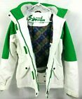Spountin 3in1 Women's Snow Ski Jacket Large with Protech Performance Shell