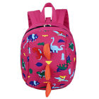 Backpack School Bag Safety Harness Cartoon Toddler Strap with Reins Kid Children