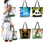 Reusable Grocery Bags Zipper Pocket Foldable Bags Tote for Travel Shopping Beach