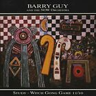 Barry Guy - Study - Witch Gong Game 11/10 - CD - New