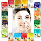 Mask Sheet Pack Facial Skin Care Collagen Moisture Essence Hydrating Anti Aging $8.57 CAD on eBay