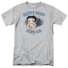 Betty Boop Jean Co Short Sleeve T-Shirt Licensed Graphic SM-5X $30.34 USD on eBay