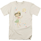 Betty Boop Hula Flowers Short Sleeve T-Shirt Licensed Graphic SM-5X $27.29 USD on eBay