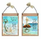 Mermaid Pictures Cute Sayings Bathroom Bed & Bath Decor Wall Hangings Plaques