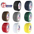 "REVO Gaffers Tape 2"" x 30 yds GAFF TAPE / 8 Color Choices / Made in USA"