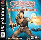 .PSX.' | '.Crusaders Of Might And Magic.