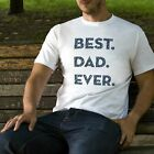 Daddy T-Shirt Fathers Day Shirt Gift for Him Best Dad Ever Tee Cute Short Sleeve