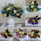 Us Artifical Real Touch Tulips Flower Bouquet Wedding Party Bridal Home Decor