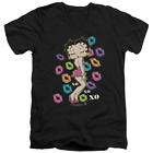 Betty Boop Tripple Xo Short Sleeve T-Shirt Licensed Graphic SM-2X $29.99 USD on eBay