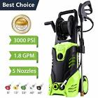 3600PSI 2.8GPM 7HP Gas / Electric High Pressure Washer Cold Water Cleaner BEST!!