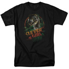 Jurassic Park Clever Girl Short Sleeve T-Shirt Licensed Graphic SM-7X