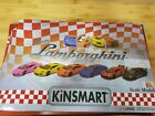 New Kinsmart Diecast Car 1:38 LABMORGHINI Scale set of 12