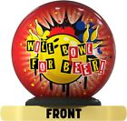 OTB Polyester Bowling Ball Attitude Will Bowl for Beer