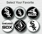 "Chicago White Sox Buttons 1.25"" MLB Team Hat T-Shirt Jersey Pins Badge Patch on Ebay"