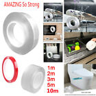 Magic Double-sided Tape Traceless Washable Adhesive Tape Nano Invisible Gel Grip