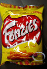Fonzies Corn Chips Crispy Fried Snacks Cheese BBQ Curry Chicken Flavour Snack 1p