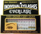 EVERLASH Blowout Sale - 34 Boxes of Lashes, 8 Solvents, 1 Eyemakeup Remover plus