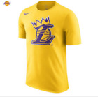 Nike NBA Los Angeles Lakers LeBron James Crown Shirts on eBay