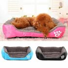 Pet Dog Cat Bed Puppy Cushion House Pet Soft Warm Kennel Dog Large Mat Blanket