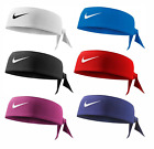 Kyпить 1, 2 or 3 Nike Dri-Fit Head Tie Men's or Women's Band Headband Headtie Tennis... на еВаy.соm