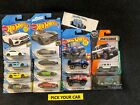 Hot Wheels / Matchbox - Mercedes - Pick Your Car - Make Your Own Lot $$