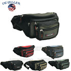 Fanny Pack Men Women Waist Belt Bag Purse Hip Pouch Travel Sport Bum Square