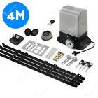 OZ Automatic Electric Power Sliding Gate Opener Motor - Completed DIY Kit 1800kg