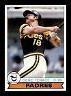 1979 TOPPS BASEBALL STARS, SUPERSTARS, ROOKIES, AND CHECKLIST 420 to 726