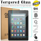 For Amazon Kindle Fire 7 8 9th Generation 2019 Tempered Glass Screen Protector