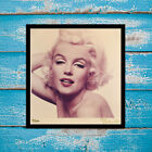 HD Print Wall Art Bert Stern Marilyn Monroe Canvas Painting Home Decoration16x16