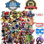Stickers Marvel Avengers Super Hero Dc Vinyl Laptop Skateboard Decal