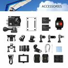 Dragon Touch Vision 3 Pro 4K/30fps Action Camera WIFI HD Camcorder + 32G SD New
