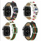 Toronto Raptors Leather Single Tour Watch Band Strap For Apple iWatch Series 4/3 on eBay
